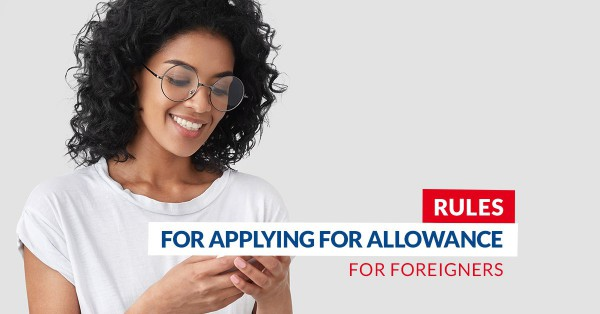 Allowance for Foreigners
