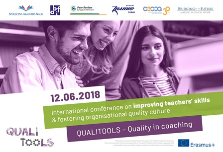 Invitation to the QualiTools conference in Lodz campus