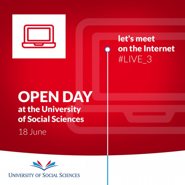 Open Day at the University of Social Sciences